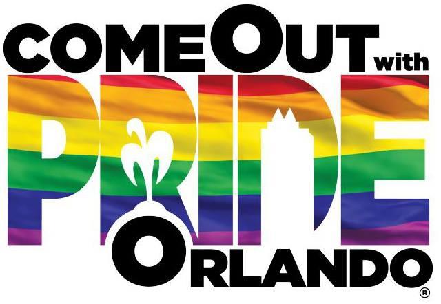 Orlando Pride Logo - Come Out WIth Pride