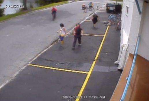 Super Joy Riders Security Video