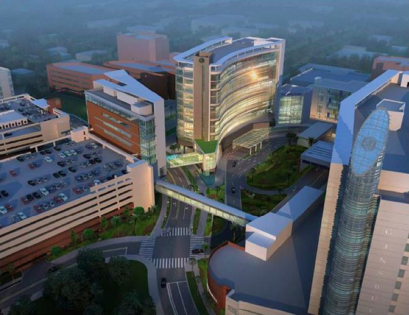 Florida Hospital Renderings