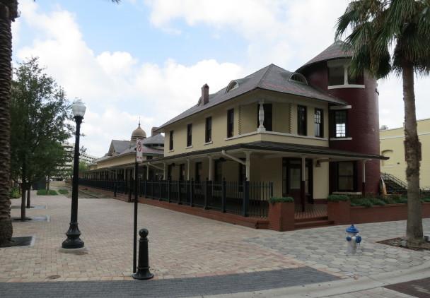 Church Street Depot Side