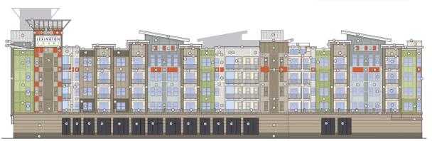 Lexington Court Apartments Elevation 3