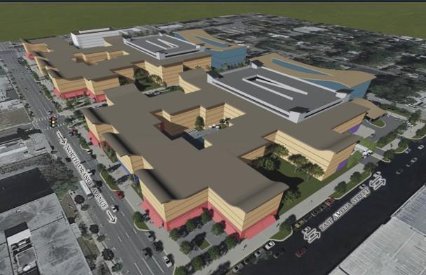 Orlando Sentinel Development 2b