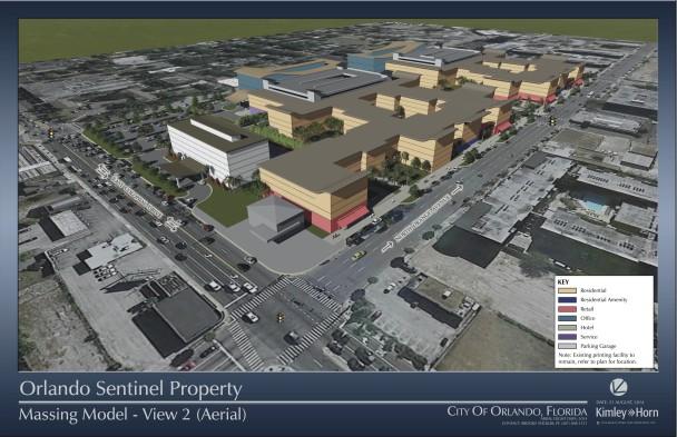 Orlando Sentinel Development 4