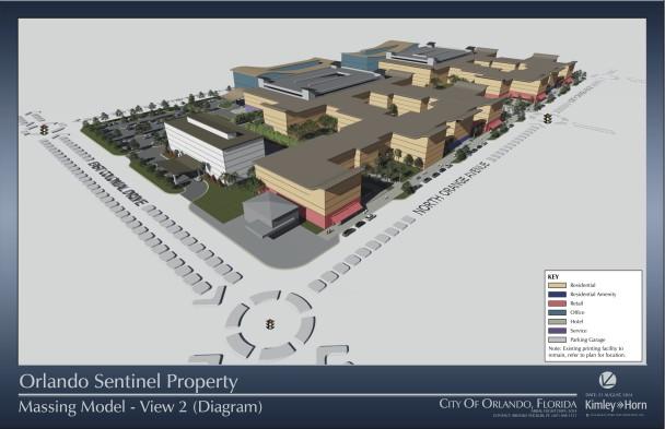 Orlando Sentinel Development 5