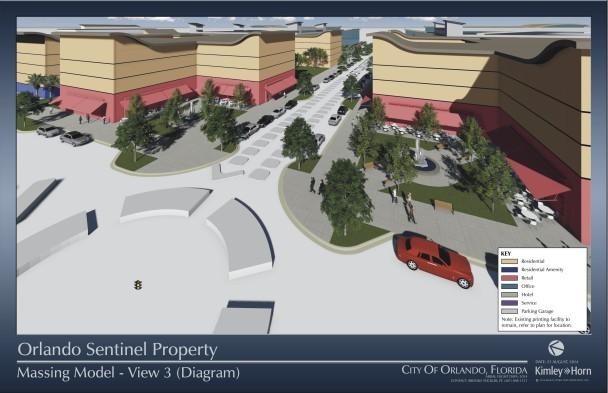 Orlando Sentinel Development 7