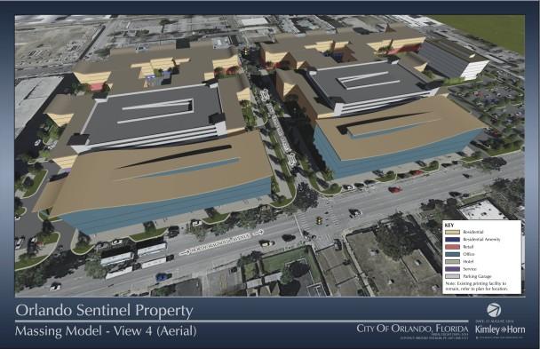 Orlando Sentinel Development 8
