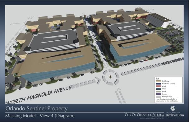 Orlando Sentinel Development 9