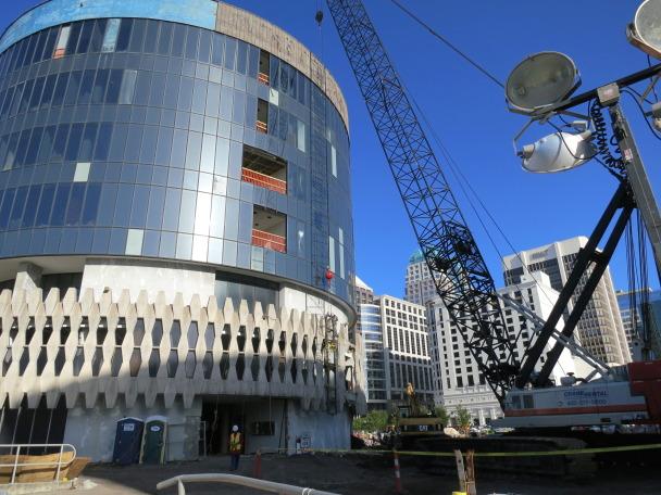 Round Building 1
