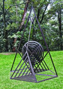 """Gardian Solar V 2003"" by Lydia Azout"