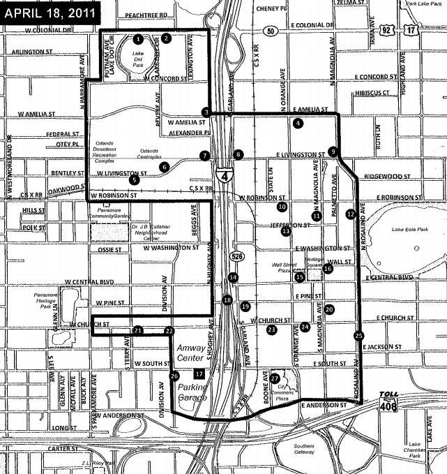 blue box map