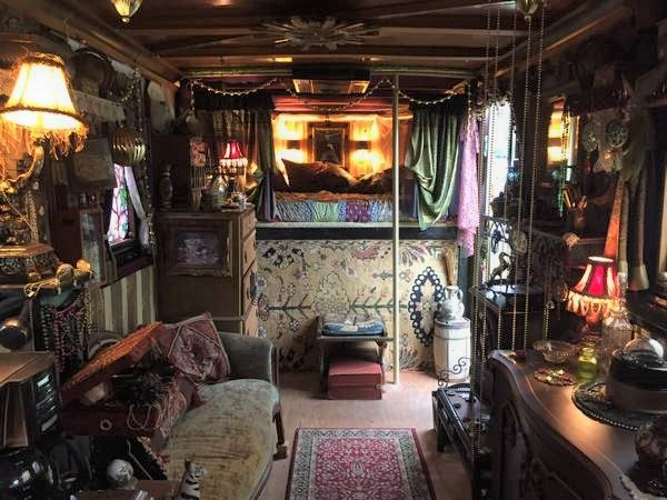 Gypsy Caravan Cowboy Camper Asking 25 000 Bungalower