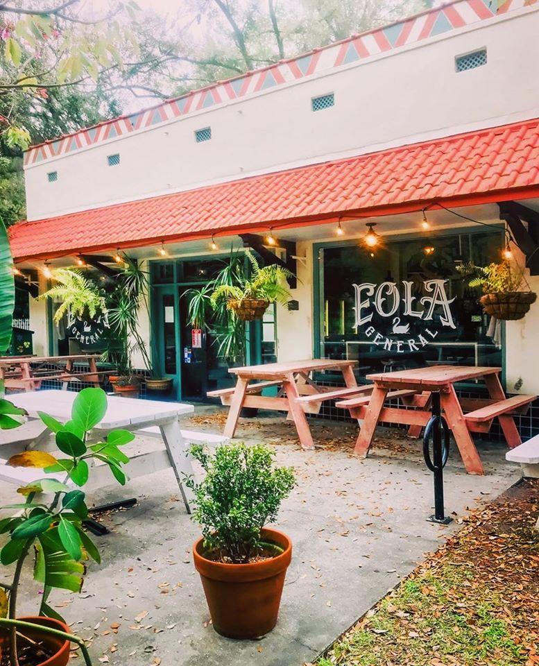 Belanger Bagels taking over food counter at Eola General - bungalower